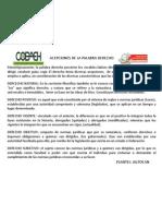 ACEPCIONES DE LA PALABRA DERECHO2.pptx