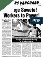 Workers Vanguard No 405 - 6 June 1986
