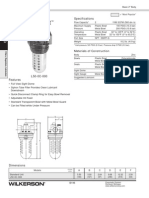 "Wilkerson 2"" lubricator specifications"