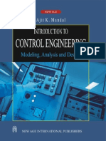 Introduction to Control Engineering Modeling, Analysis and Design - Ajit Mandal - 2006