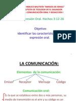 Clase 2 La Expresion Oral