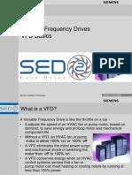basics of vfd