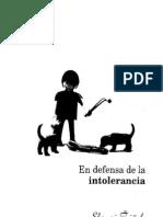 En Defensa De La Intolerancia - Slavoj Zizek.pdf