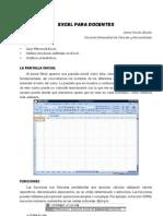 Excel Para Docent Es