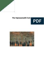 The Vajrasamadhi Sutra