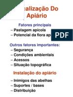 01-Localização do Apiário