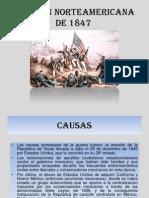 INVACIÓN NORTEAMERICANA DE 1847 EDY
