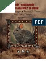 Ecología y conservación del conejo zacatuche y su hábitat