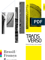 Revista Transverso - 1ª edição
