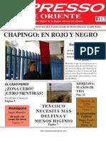 Expresso de Oriente 4 de Febrero Del 2013