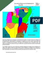 Division Politica Mayas