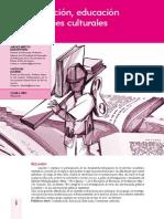 Comunicación, educación y conexiones culturales (RIVETO, FILE)