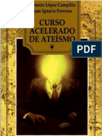 Lopez Campillo, Antonio y Ferreras, Juan Ignacio Curso Acelerado de Ateismo