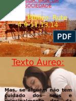 FAMÍLIA, BASE DA SOCIEDADE