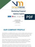 Businesss Proposal Sample - Digital Media