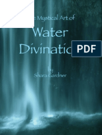 The Mystical Art of Water Divination