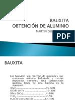 Bauxita Martin Delgado