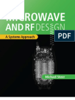 Microwave & RF Design - A Systems Approach 2010