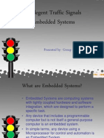 Intelligent Traffic Signal - Presentation