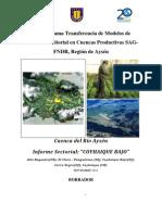Informe Agropecuario Coyhaique