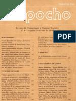 Devés, Eduardo - El desprestigio de las Ciencias Sociales. Sociología y Política en Chile 1950-1973 (Mapocho nº 44)