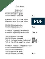 jazz chants