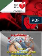 Actualidades de RCP