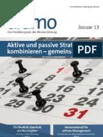 ultimo - Aktive und passive Strategien kombinieren - gemeinsam stark