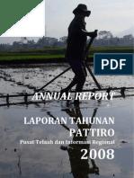 Laporan Tahunan PATTIRO 2008