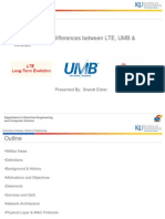LTE UMB WiMax Presentation Final Elster