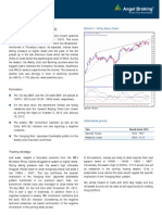 Daily Technical Report, 4th February, 2013