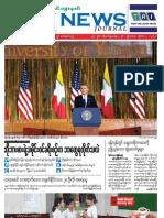 7 Day News- Vol. 11- No. 37, Nov 22, 2012