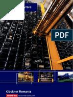 Catalog profile metalice kloeckner