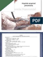 Pneumonia Nosocomial Index Score