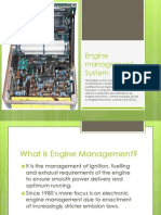 Engine Management Mechatronics