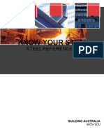 Know Your Steel