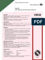 Ficha Técnica - Divos 35 VM30