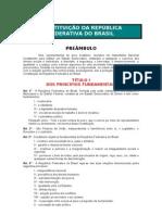 Constituicao Federal TRT 2008
