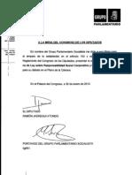 PNL Responsabilidad Social Corporativa y Derechos Humanos - Pleno