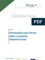 VideoForTravel_Orientações_Forum_1.2