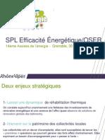 présentation SPL pour assise de energie