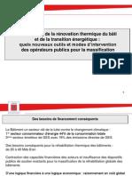Panorama Des Outils Financiers