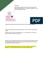 Rumus Cepat Menghitung Isi (Volume) Pipa.