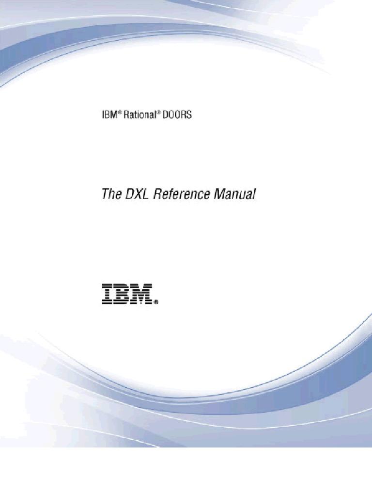 Rational sm plus 61 manual 68 array dxl reference 9 4 pdf c programming language scripting language rh scribd fandeluxe Choice Image