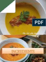 Group 1-X Aksel-Pumpkin & Chicken Cream Soup