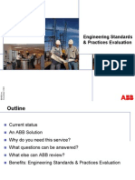 Engineering Standards and Practices Evaluation