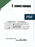 AKAI GX F90