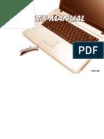 Clevo M76T User Manual