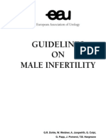 Male Infertility Guideline