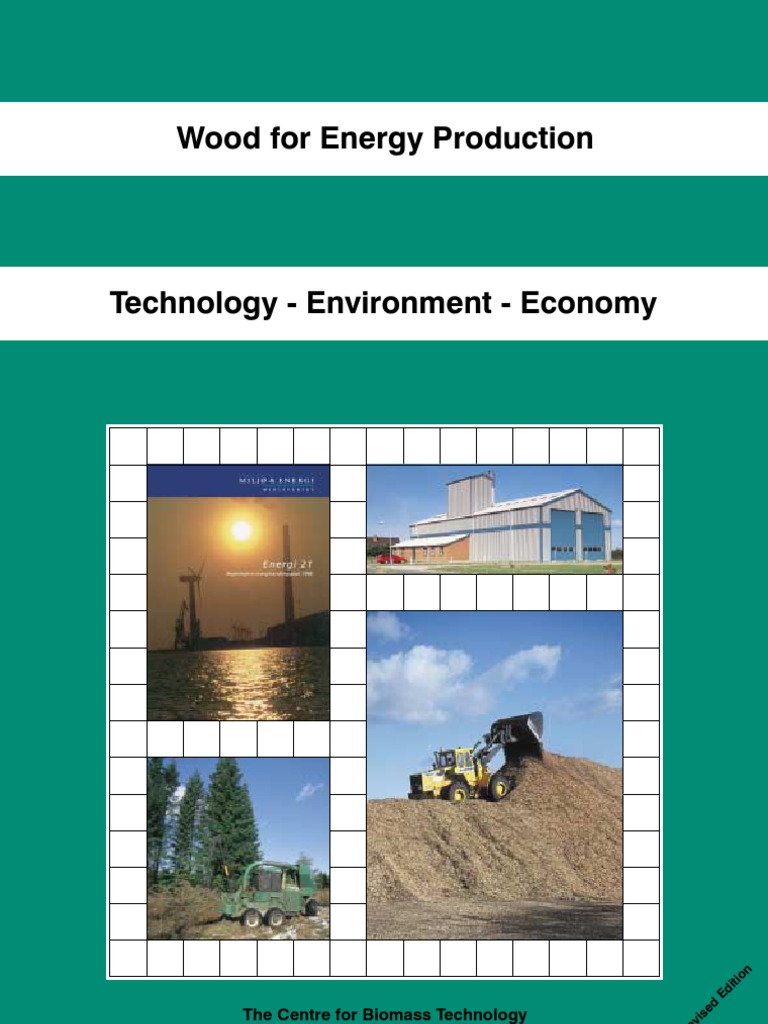 Wood For Energy Production | Biomass | Renewable Energy